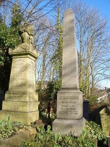 george eliot's grave